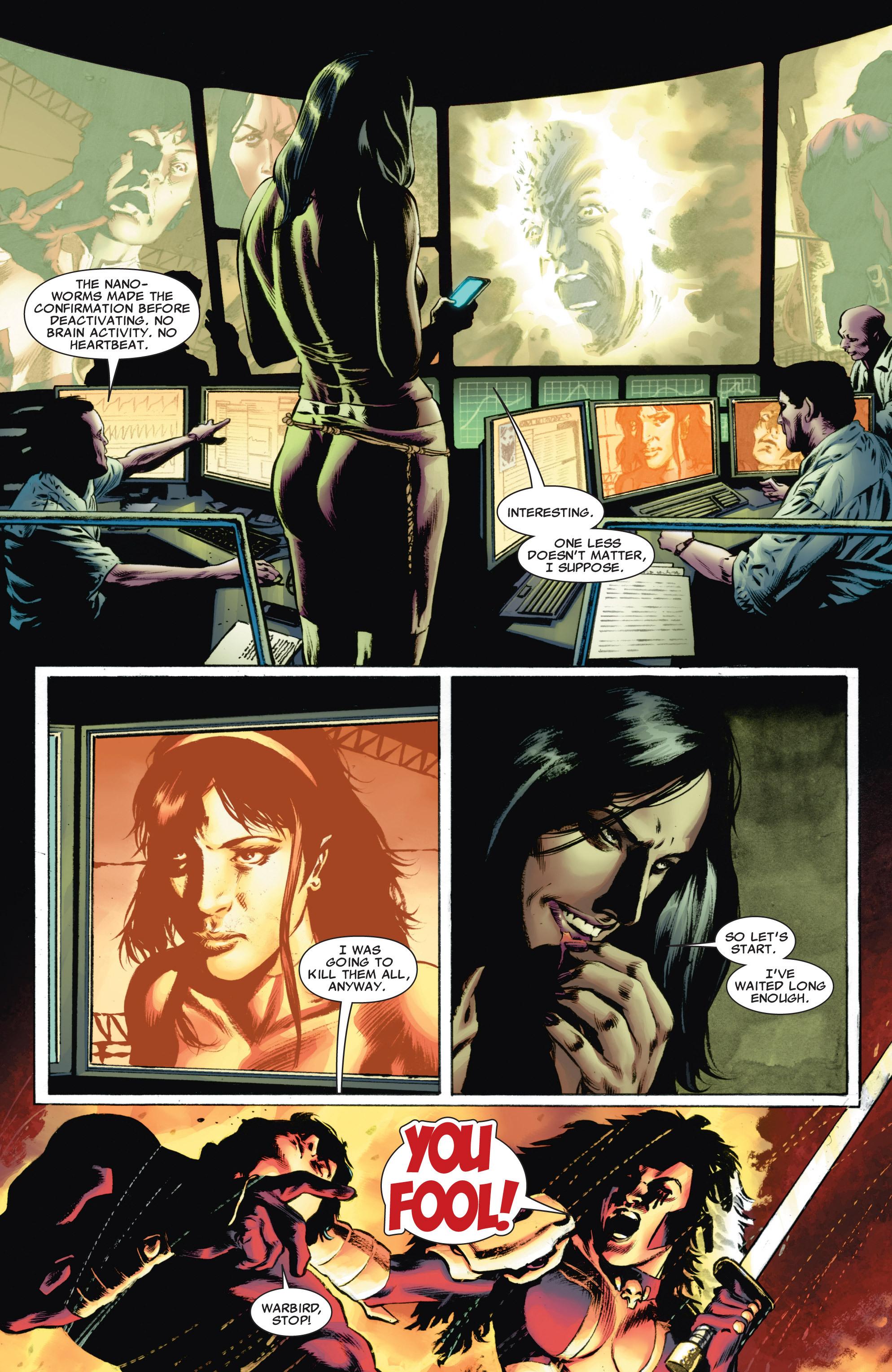 Read online Astonishing X-Men (2004) comic -  Issue #55 - 6