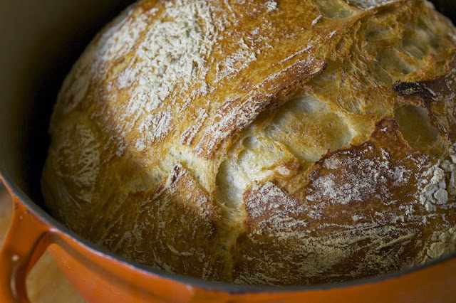 An old Le Creuset Recipe for bread