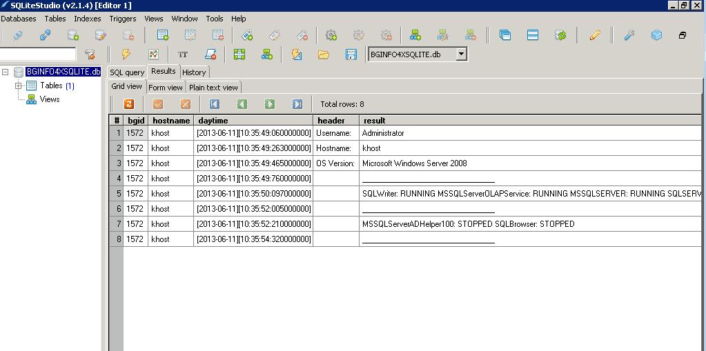 BGINFO4X - BGINFO for X and for Windows! / Wiki / Documentation