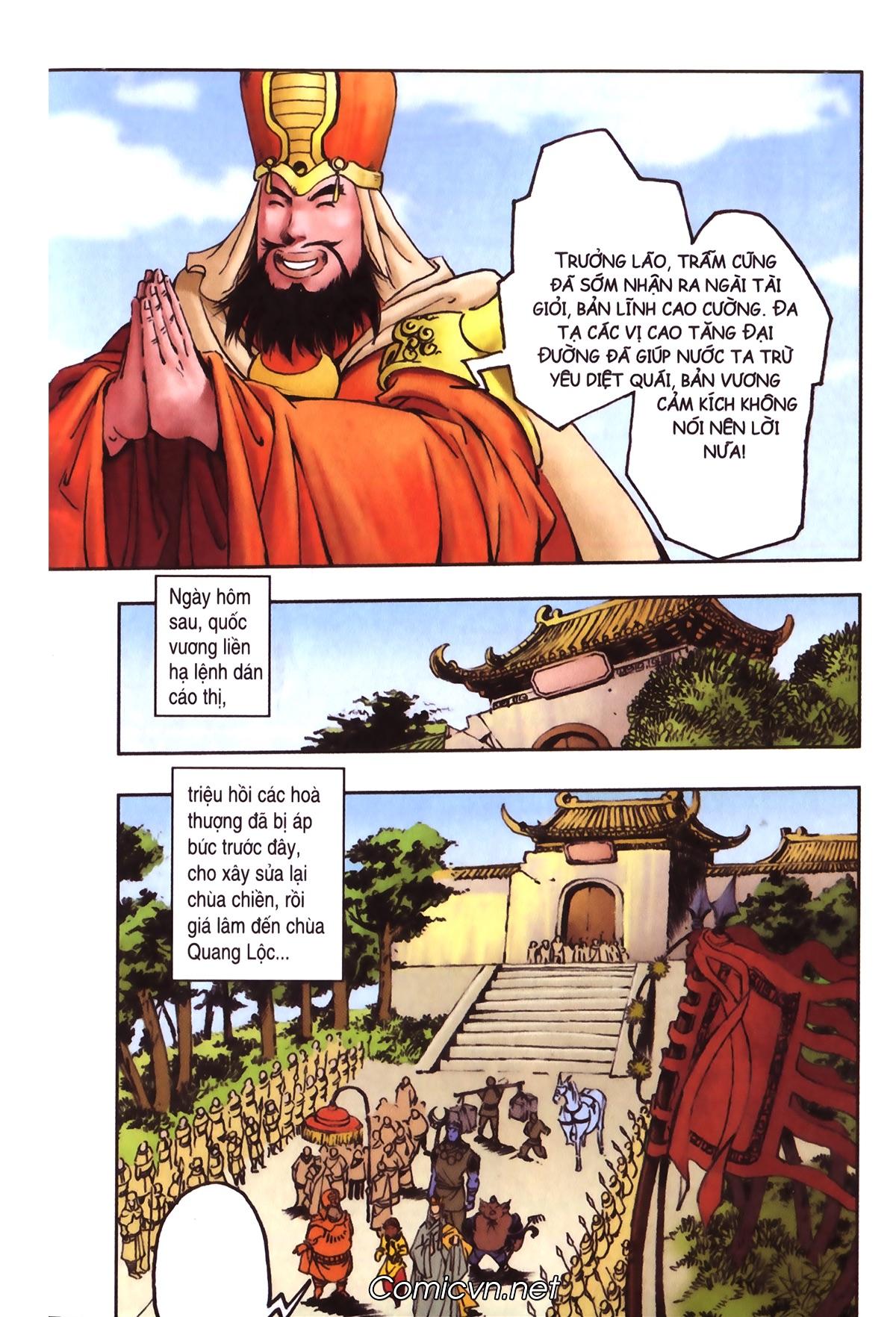 Tây Du Ký màu - Chapter 90 - Pic 10