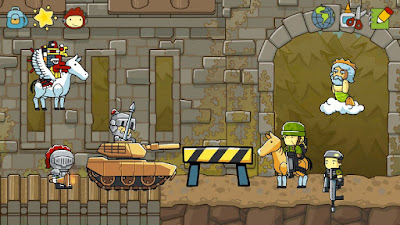 Download Scribblenauts Game For PC