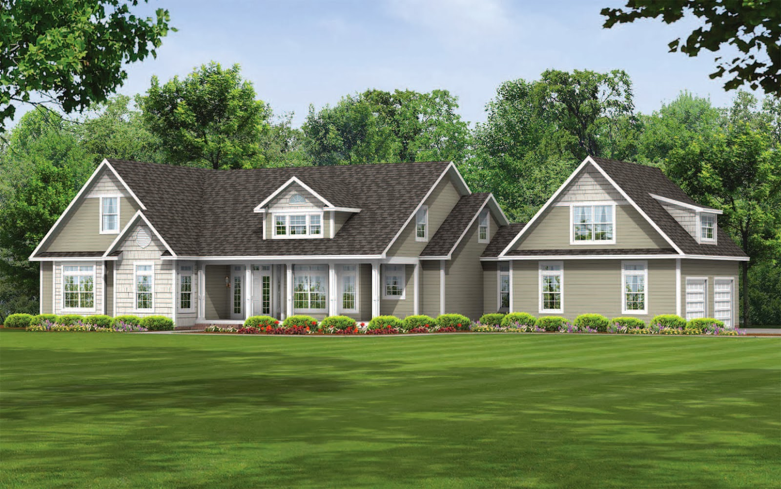 Homes by Vanderbuilt Concord Home