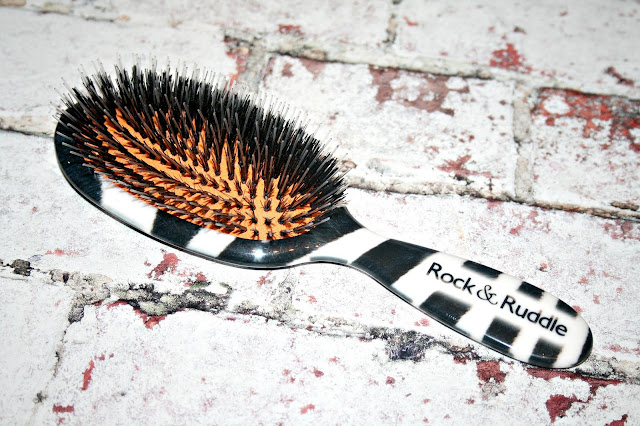 Rock and Ruddle Hair Brushes