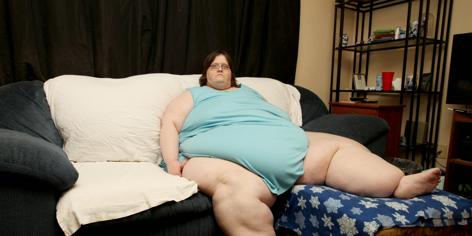 """World's Fattest Woman"" Plans to Slim Down for Wedding"