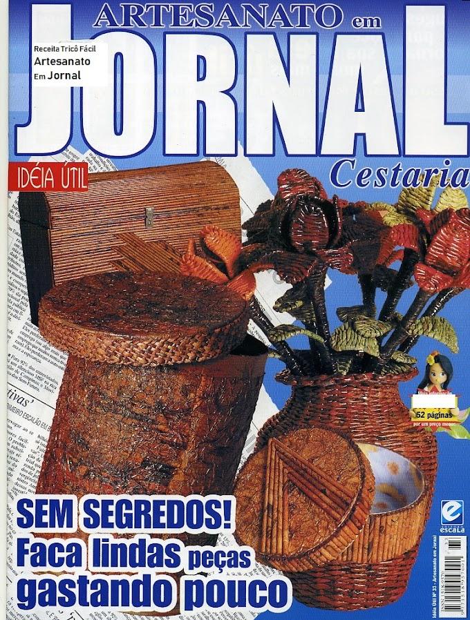 Artesanato Em Jornal