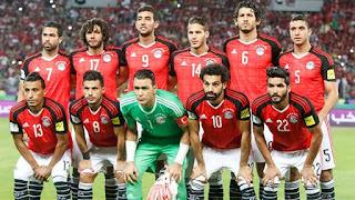 نتيجة  مباراة مصر والنيجر اليوم السبت 8-9-2018 ضمن تصفيات كأس أمم إفريقيا