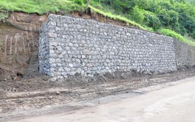 İstinat Duvarı Nedir? Yapılırken Nelere Dikkat Edilmelidir? Neden Çöker?