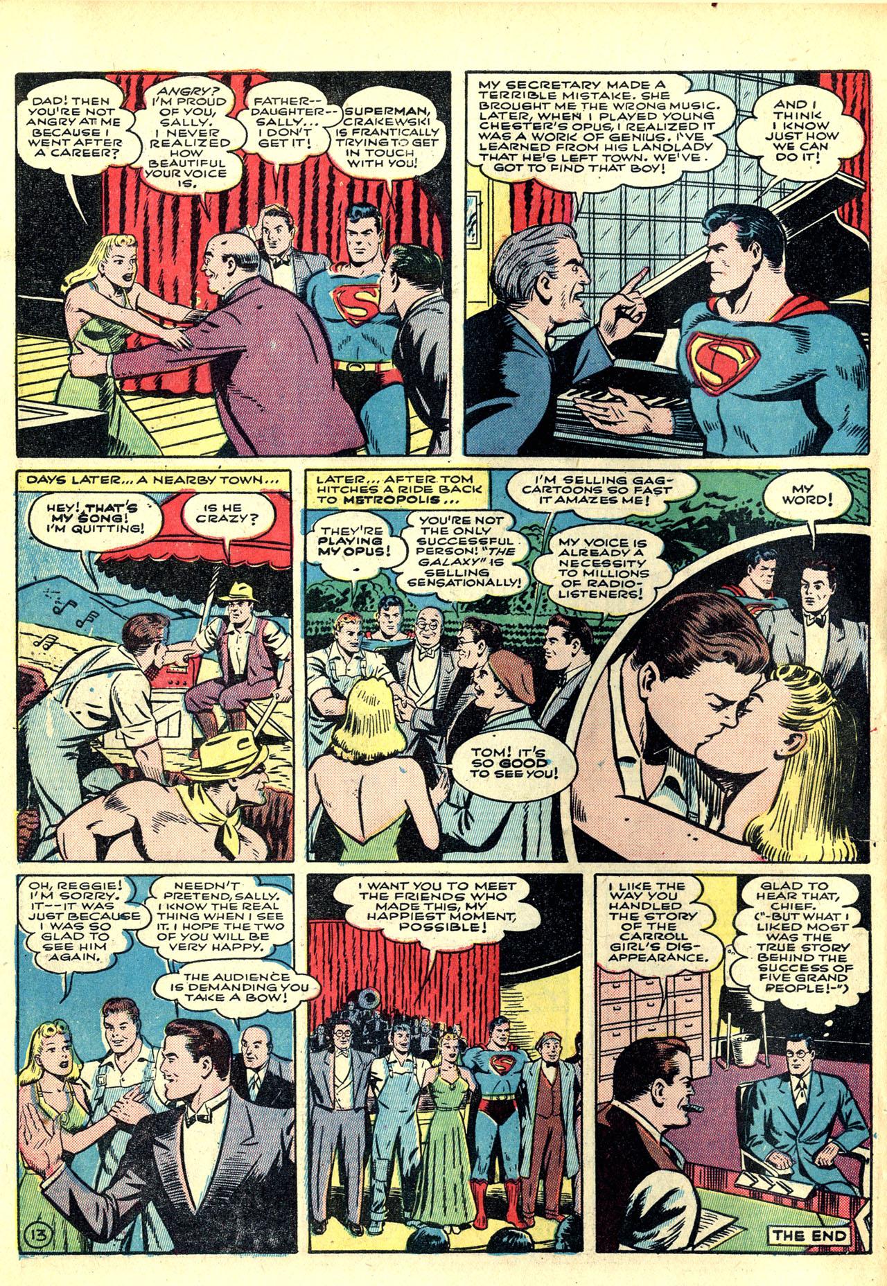 Read online World's Finest Comics comic -  Issue #8 - 16