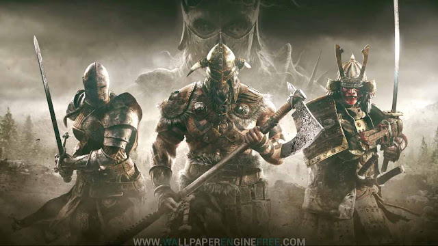 Download For Honor 1080P Wallpaper Engine