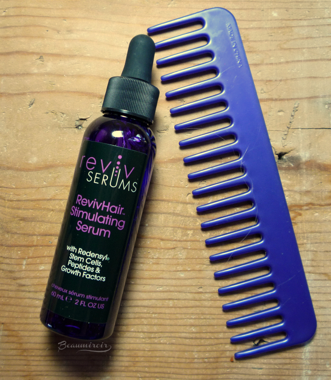 RevivHair Stimulating Serum Review