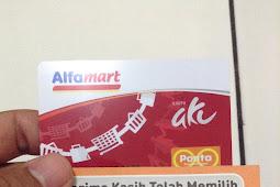 Segera Lakukan Aktivasi Kartu Ponta Alfamart, Dapatkan Keuntungan Belanja di Alfamart