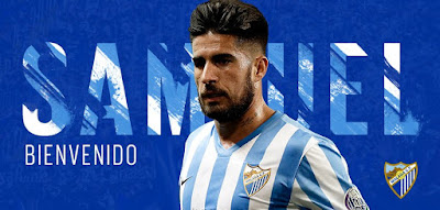 Malaga Have Complete The Signing Of Spanish Winger Samu García On Loan From Levante