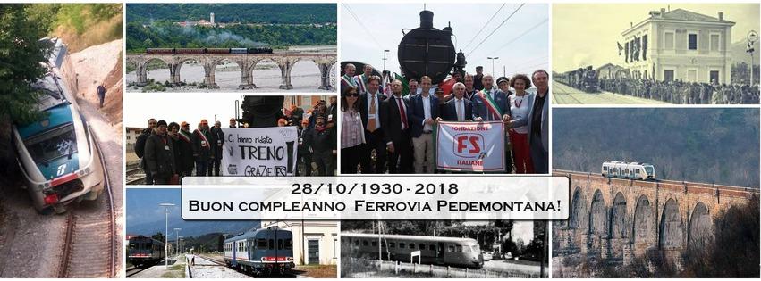 Buon compleanno Pedemontana del Friuli ! 88 anni di gloriosa storia  ferroviaria a0f02bdfe5