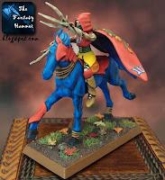 Wood Elves Wild Rider conversion