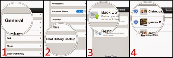A Step-By-Step Guide to WeChat's Chat History Backup