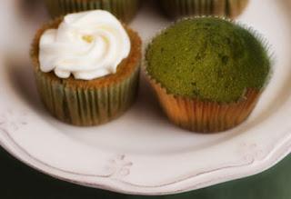 resep cara membuat green tea cakes enak dan lembut