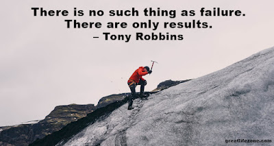 Setiap orang niscaya pernah mencicipi kegagalan 5 Tips Bangkit dari Kegagalan Dengan Cara Positif