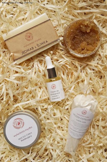 Z miłości do natury | 100% naturalne kosmetyki Wytwórnia Mydła