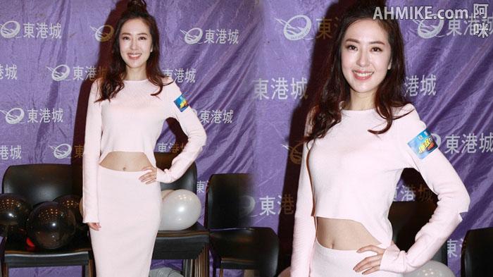 Natalie Tong(唐詩詠) Reveals Boyfriend Tony Hung(洪永城