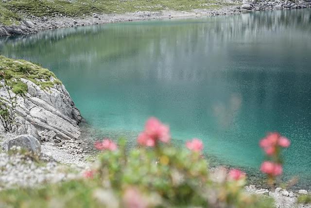 Bergsee Oberland Mieming