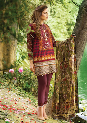 Alkaram-summer-printed-lawn-dresses-collection-for-girls-8