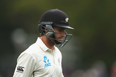 New Zealand Captain Kane Williamson Ruled Out For Second Test