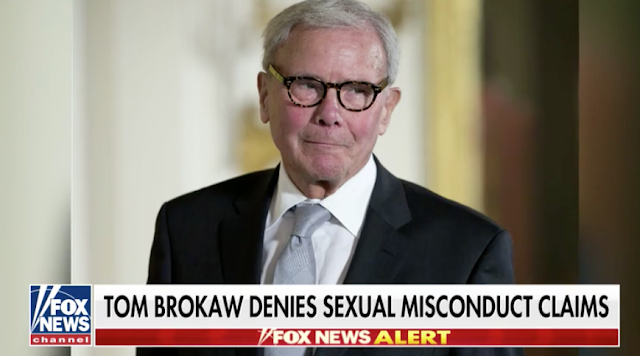 Tom Brokaw drops out as college commencement speaker amid sexual misconduct claims, school says