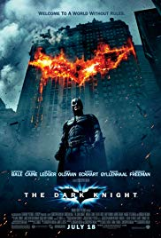 4- Kara Şövalye (The Dark Knight) 2008