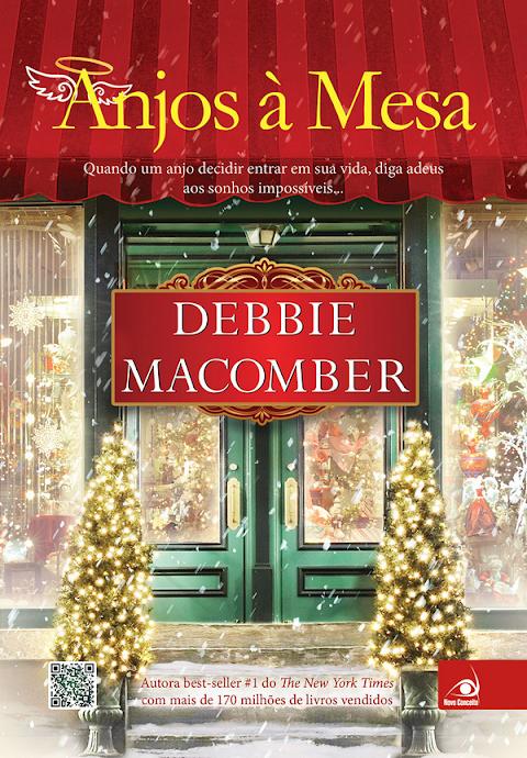 #EspecialdeNatal: Anjos à Mesa - Debbie Macomber