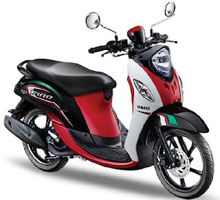 Harga baru yamaha Fino 125 Sporty
