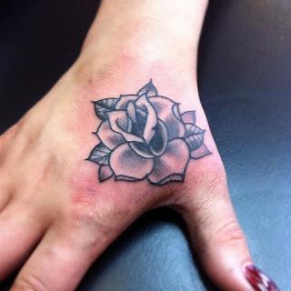 tato bunga gampang dibikin