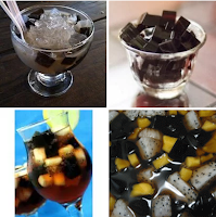 Recipes Make Cincau Black Ice Fresh