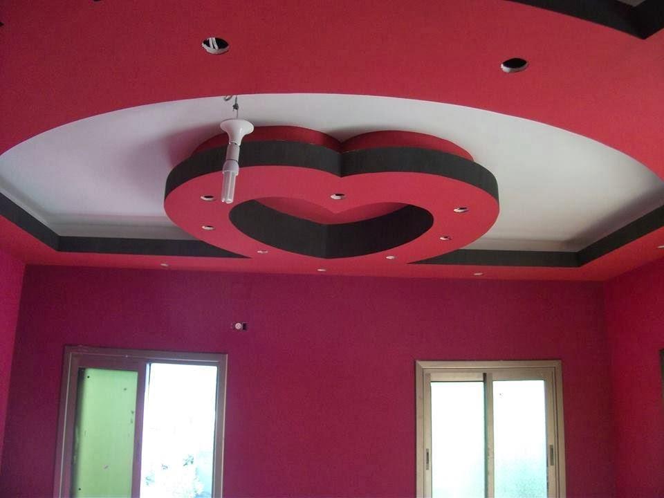 Platre chambre platre for Decoration platre chambre