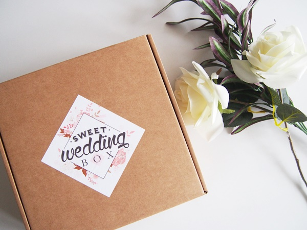 Sweet wedding box : Place me