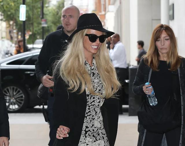 Britney Spears habló para televisión el trabajar bajo tutela legal y su posición sobre la marihuana