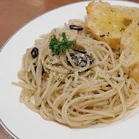 Aglio y Olio Pasta