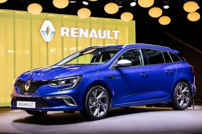 Prezzo nuova Renault Megane Sporter: 19.900 euro