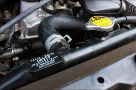 Cara Mengganti Selang Radiator Mobil