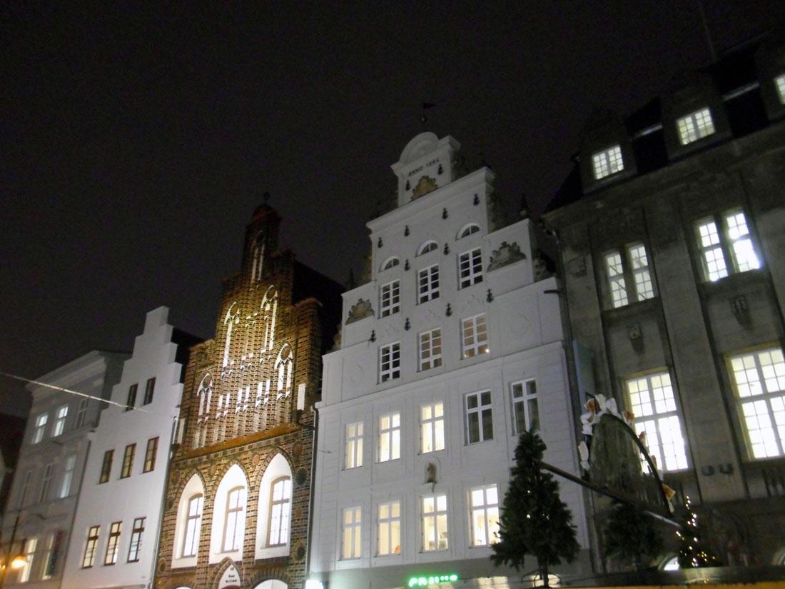 Edifici a Rostock