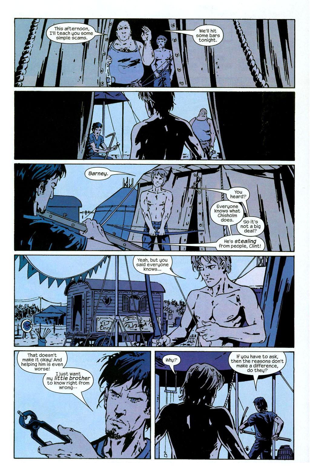 Hawkeye (2003) Issue #2 #2 - English 4