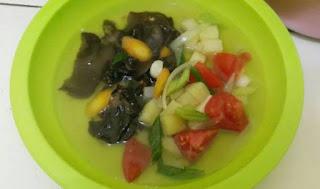 Sup Jamur Kuping - Bumbu Emak