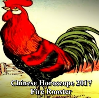 Chinese Horoscope 2017 Fire Rooster Year Lucky Number for Rooster