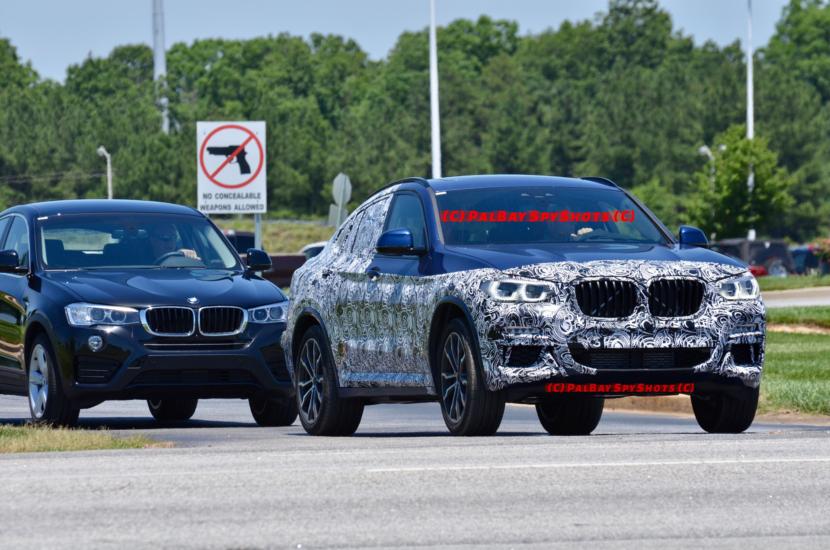 GIÁ XE BMW X4 MODEL 2018