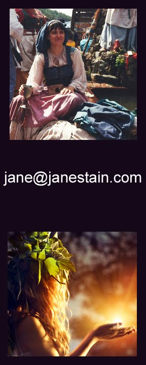 Contact Jane Stain