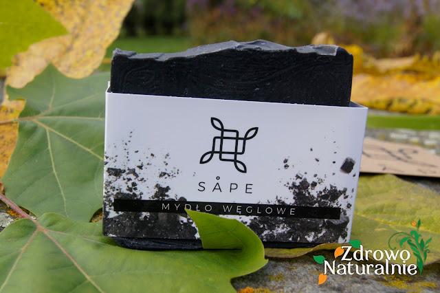 Sape - Mydło węglowe