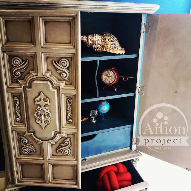Η ντουλάπα του Αλλαντίν 9 Annie Sloan Greece