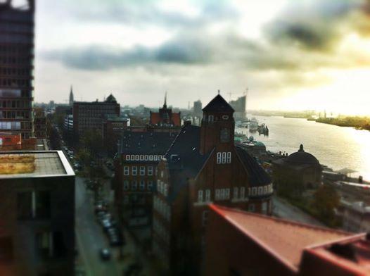 Hafenblick Hotel Hamburg empire riverside