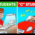 "Why ""C"" Students Are More Successful Than ""A"" Students"