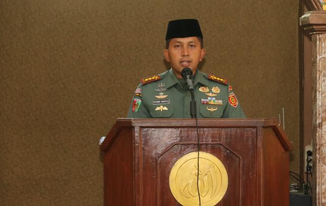 Brigif Raider 13 Kostrad  Peringati Isra Mi'raj di Tasikmalaya