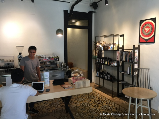VXX Cooperative Cafe Review Singapore